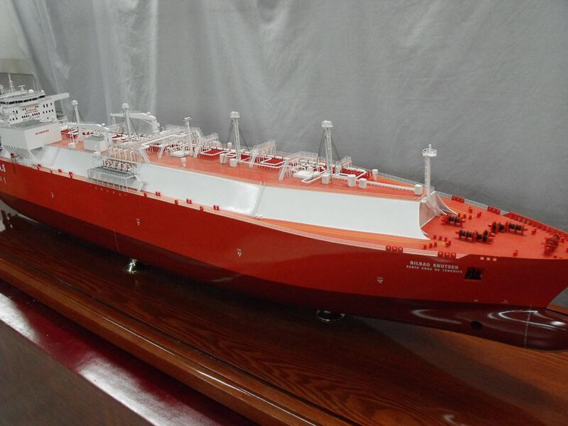 Orange Tanker