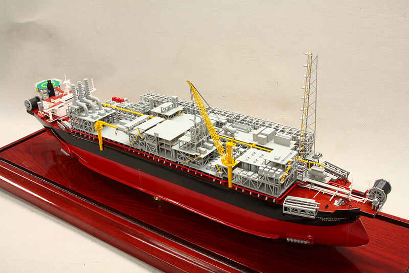 Red Tanker Right Side