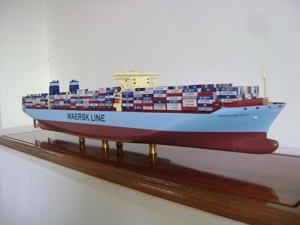 Maersk McKinney Moller Front