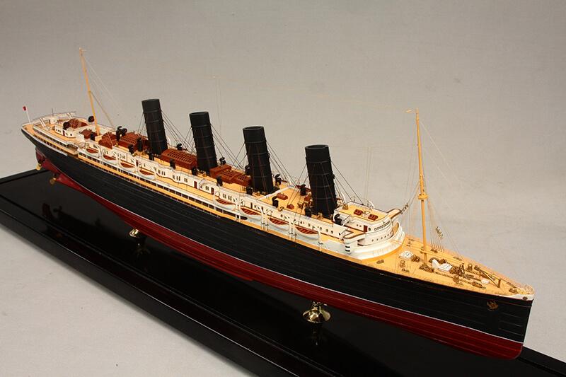 Lusitania WWII