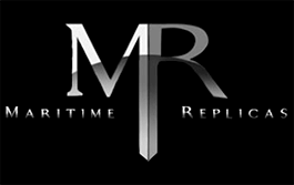 Scale Custom Model Ships in Kissimmee, FL | Maritime Replicas Logo