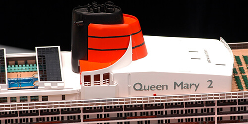 Custom Model Ships