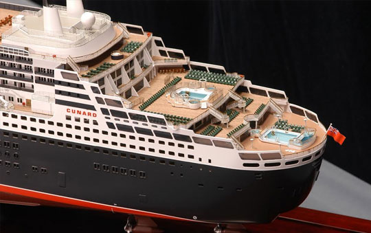 Our Queen Mary 2